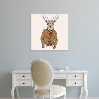 Easy Art Prints GraphINC's 'Deer