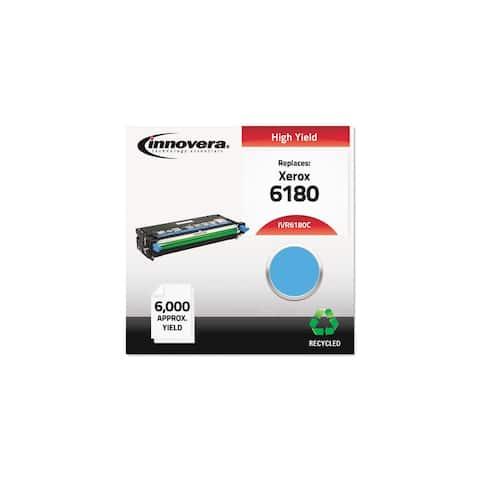 Innovera Remanufactured 6180 Toner Cartridge - Cyan Toner Cartridge