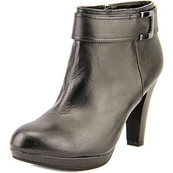 Giani Bernini Netty Womens Black Boots