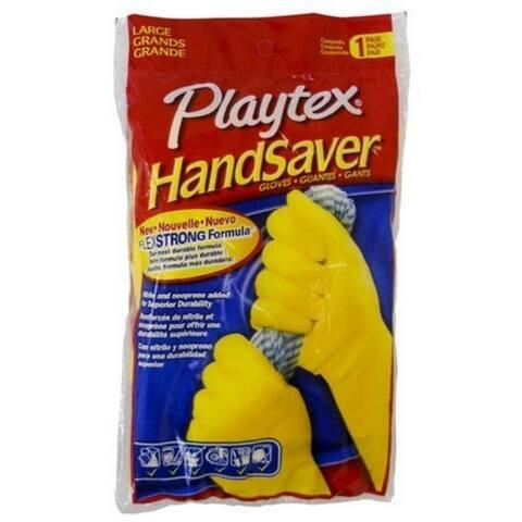 Playtex HandSaver Gloves Large, 1 Pair