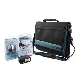 Belkin Messenger Laptop Case Bag With Travel Accessories