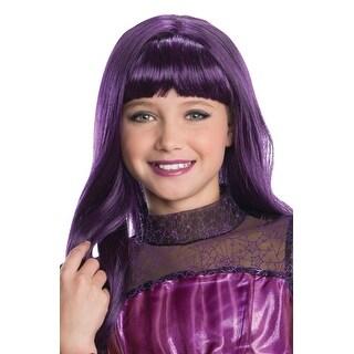 Rubies Elissabat Child Wig - Purple