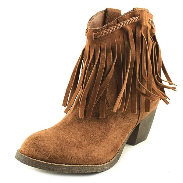 Rock & Candy Harper Women Cognac Boots