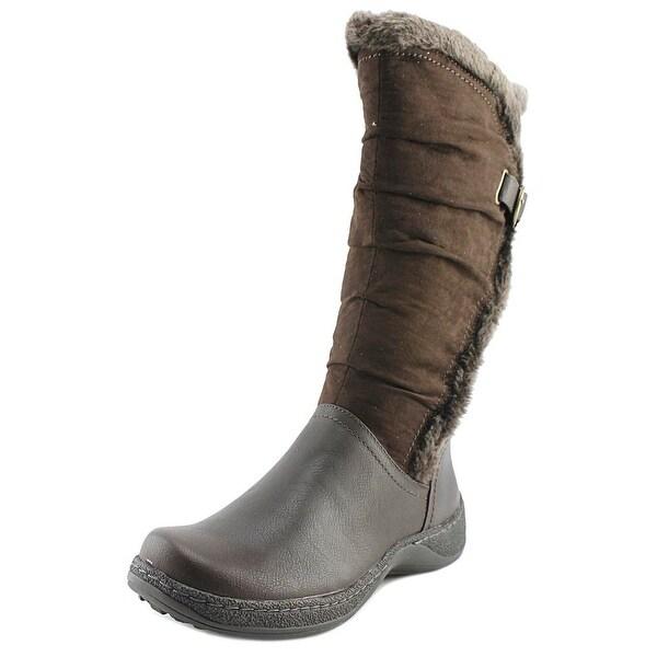 Kim Rogers Emilson Women Brown Snow Boots