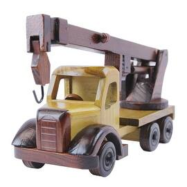 Tow Truck Wood Model Car https://ak1.ostkcdn.com/images/products/is/images/direct/e930052a46099ff32d7ea4759a2a6d907db6cb50/Tow-Truck-Wood-Model-Car.jpg?impolicy=medium