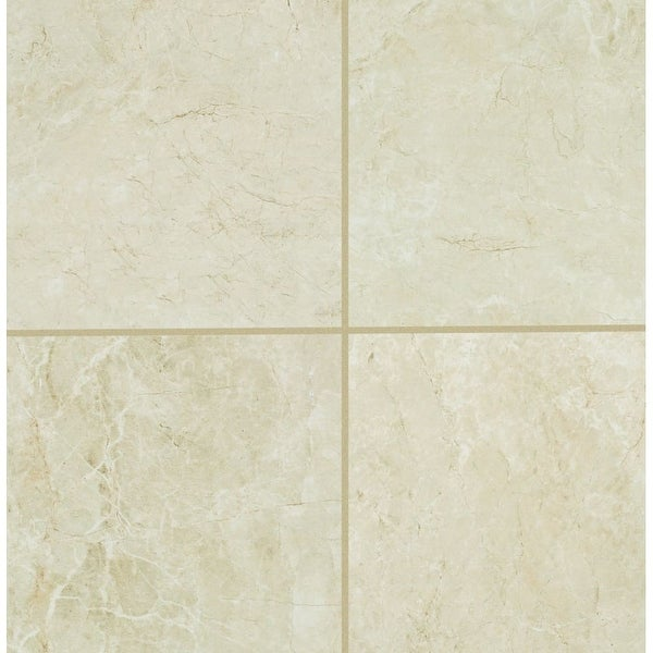 Mohawk Industries 16150 Crema Marfil Porcelain Floor Tile 12 X 10 55