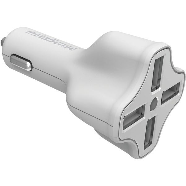 Digipower Pc-406I Instasense(Tm) 4-Port 6.2-Amp Usb Car Charger