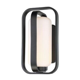 "WAC Lighting WS-W34714 Vertigo Single Light 16"" High Integrated LED Outdoor Wall Sconce"