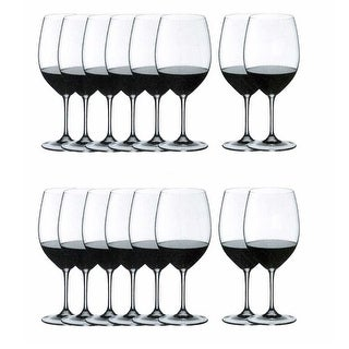 Riedel Vinum Bordeaux Wine Glasses (Set of 16)
