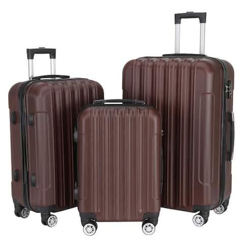 3-in-1 Multifunctional Large Capacity Traveling Storage Suitcase Luggage Set