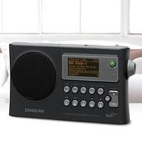 Sangean Wfr-28 Internet Radio / Fm-Rbds / Usb / Network Music Player Digital Receiver With Color Display