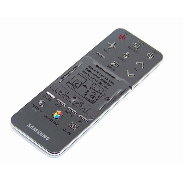 OEM Samsung Remote Control Originally Shipped With UN55F7500AF, UN55F7500AFXZA
