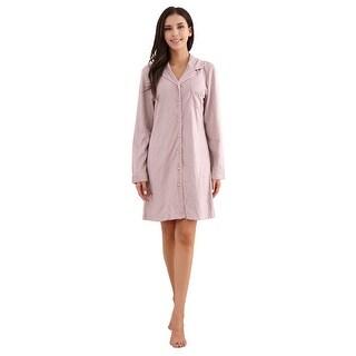 Richie House Women's Medium Style Fleece Top Pajama