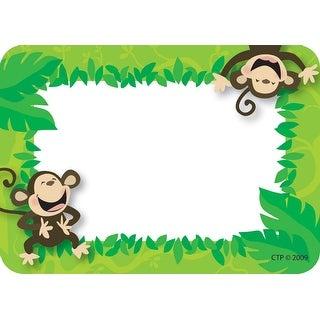 Creative Teaching Press Monkey Business Labels