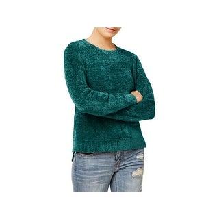 Freshman Womens Juniors Pullover Sweater Chenille Fall - XL