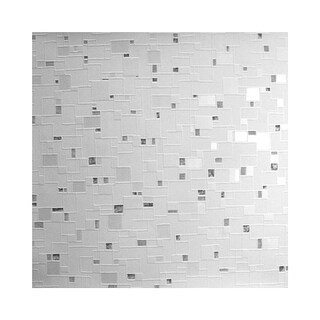 Graham and Brown 16963 56 Square Foot - Spa Black & White - Non-Pasted Non-Woven Wallpaper