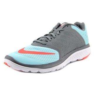 Nike Fs Lite Run 3 Women Round Toe Synthetic Running Shoe
