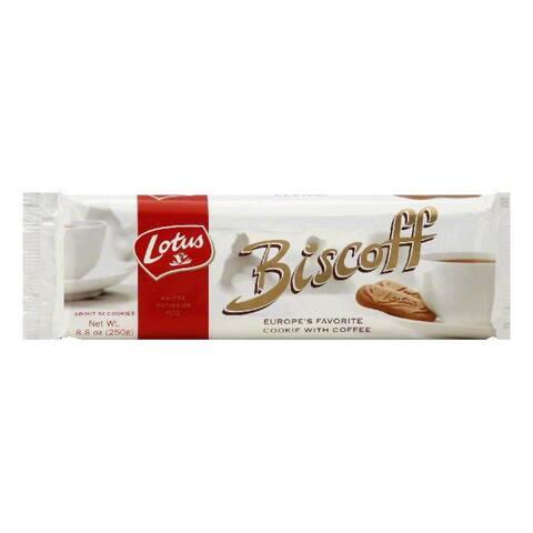 Biscoff Cookies, 8.8 OZ (Pack of 10)