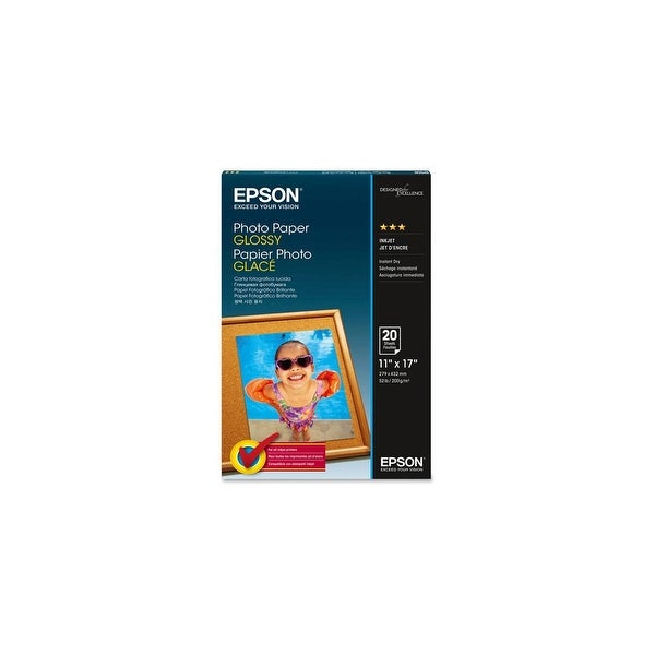 Epson Glossy Photo Paper Photo Paper