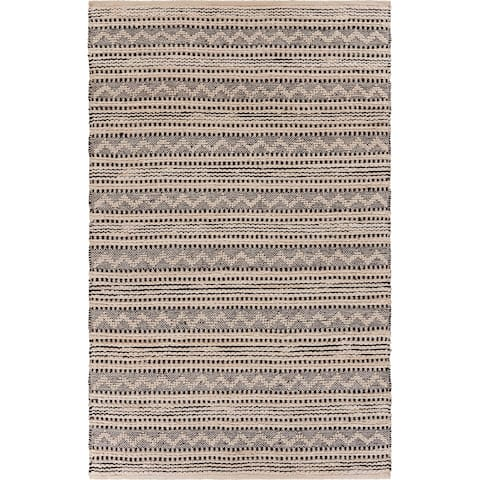 LR Home Chevron Area Rug