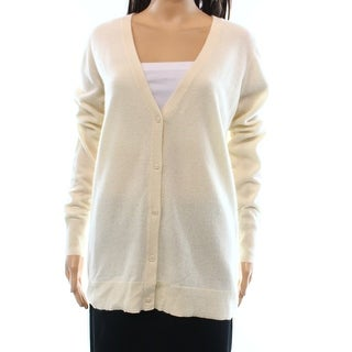360 Sweater NEW White Ivory Women's Size Small S Cardigan Cashmere Sweater