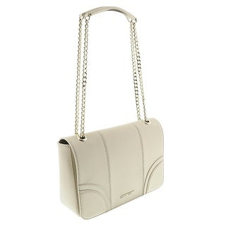 Moschino JC4230 0110 Ivory Shoulder Bag