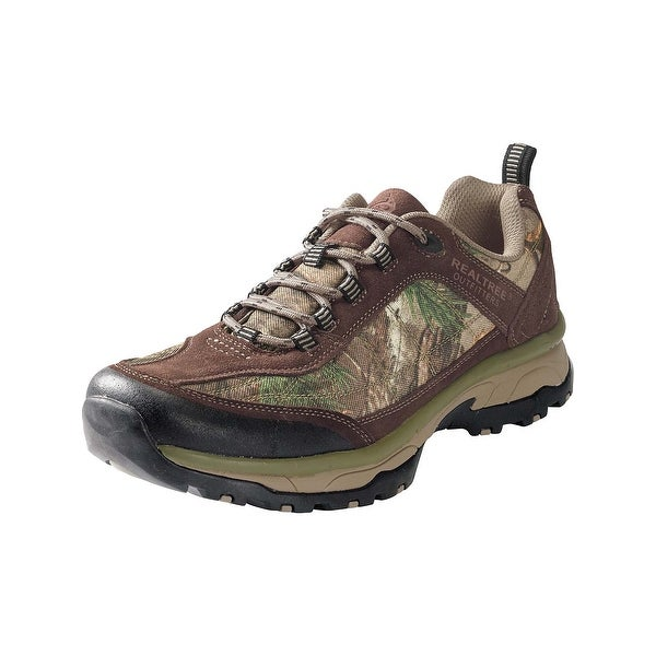 Legendary Whitetails Men's Clay Athletic Shoes - Brown