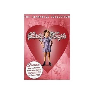 TEMPLE S-LITTLE DARLING 2P(DVD)(LITTLE MISS MARKER/NOW & FOREVER)