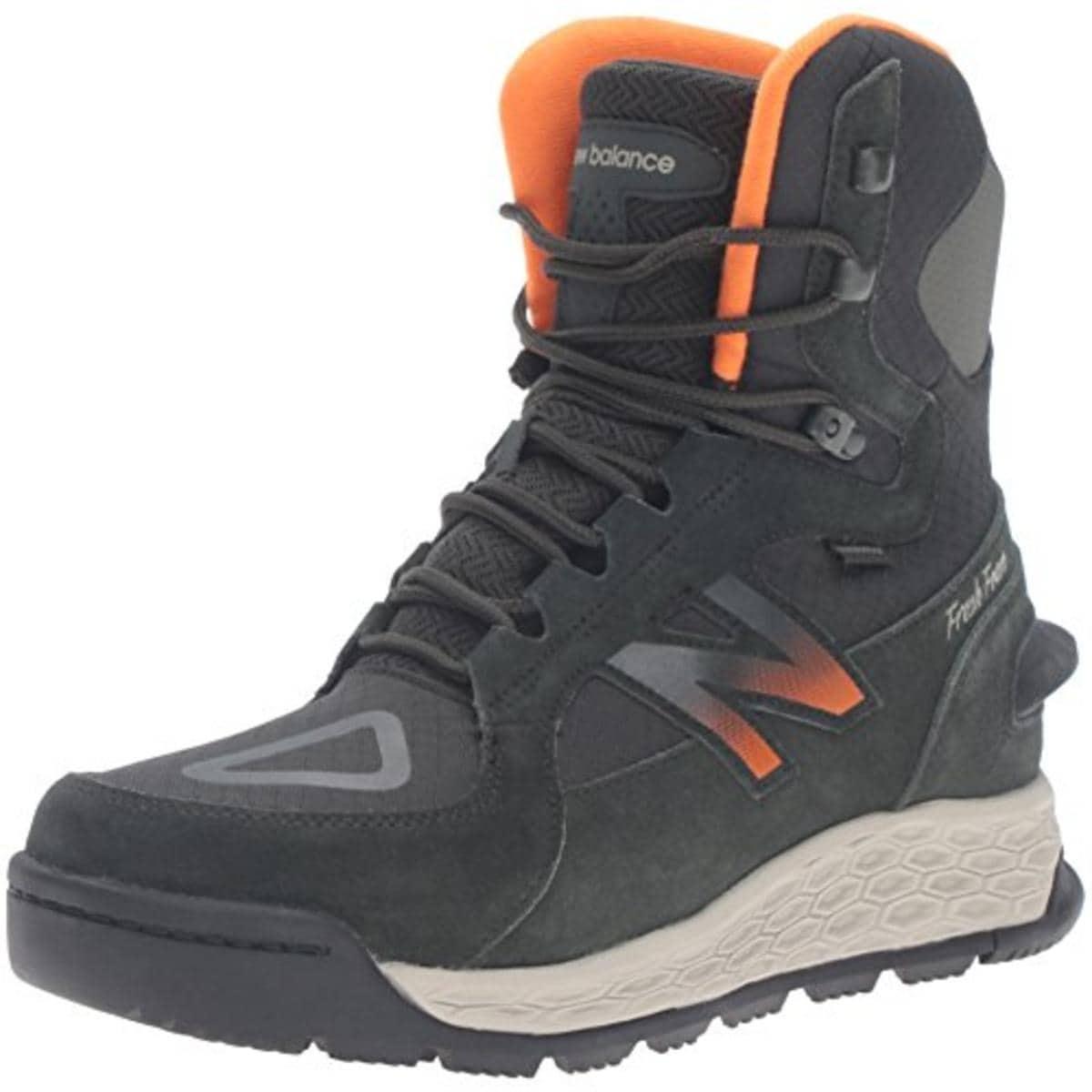 e2f3e3e5276 New Balance Mens Fresh Foam 1000 Winter Boots Waterproof Insulated - 10.5  medium (d)