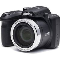Kodak AZ401BK Point & Shoot Digital Camera with 3 inch LCD (Black)
