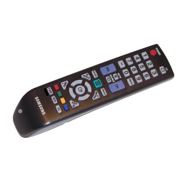 NEW OEM Samsung Remote Control Specifically For LN26B450C4XZP, PL42B430P2XZP
