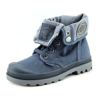 Palladium Baggy Zipper II Boy Drk Slate/Mnumnt Boots