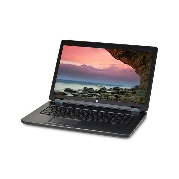 """HP ZBook 17 Intel Core i7-4600M 2.9GHz 16GB RAM 256GB SSD DVD-RW 17.3"""" Full HD Win 10 Pro Workstation (Refurbished B Grade)"""