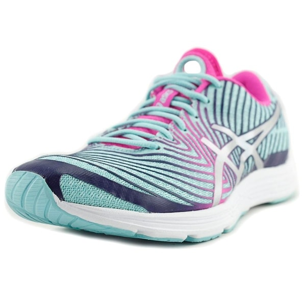 Asics Gel-Hyper Tri 3 Women Round Toe Synthetic Blue Running Shoe