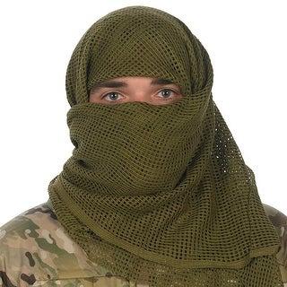 Camcon Men's Sniper Veil - 611 (Option: Black)