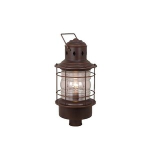 Vaxcel Lighting OP37005 Hyannis 1 Light Outdoor Post Light