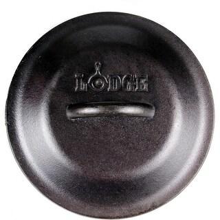 "Lodge L5IC3 Pre-Seasoned Iron Cover, 8"""