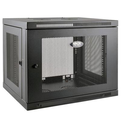 Tripp Lite Srw9udp 9U Wall Mount Rack Enclosure Server Cabinet