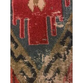 Safavieh Monaco Vintage Bohemian Multicolored Distressed Rug - 8' x 11'
