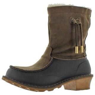 Woolrich Fully Wooly Slip Women's Waterproof Winter Snow Boots