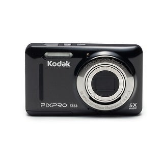 Link to Kodak PIXPRO Friendly Zoom FZ53 Digital Camera (Black) Similar Items in Digital Cameras