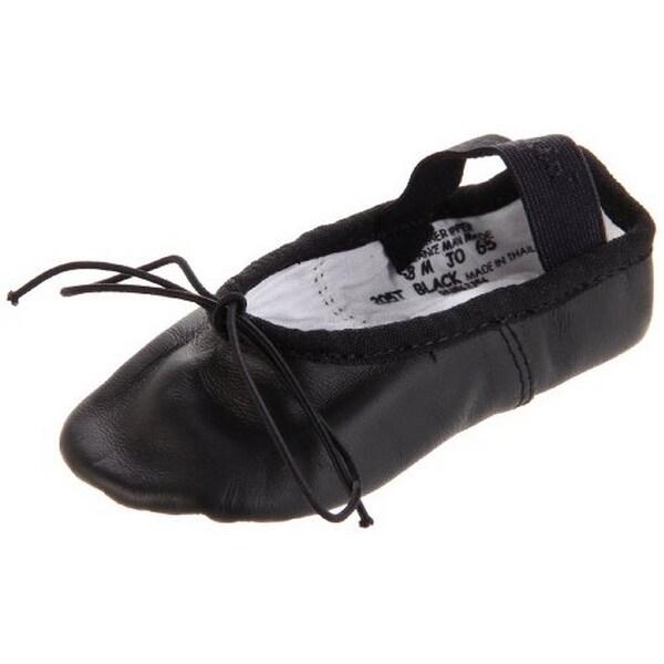 Capezio Daisy 205 Ballet Shoe (Toddler/Little Kid),Black,9 M Us Toddler - 9m