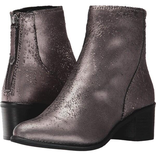 Dolce Vita Womens Cassius 2 Mercury Leather Size 85