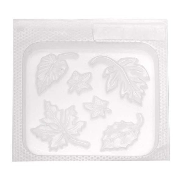 Resin Epoxy Mold For Jewelry Casting - Assorted Leaves