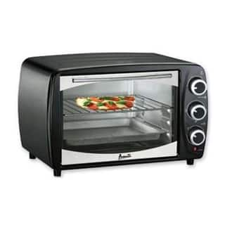 Avanti Pow61b .6 Cu. Ft. Rotary Toaster Oven Broiler, Pow61b https://ak1.ostkcdn.com/images/products/is/images/direct/e955ee4f1878c9b1aef7e17a3aad5fd62b4243b7/Avanti-Pow61b-.6-Cu.-Ft.-Rotary-Toaster-Oven-Broiler%2C-Pow61b.jpg?impolicy=medium