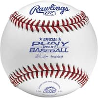 Rawlings Official Pony League Baseball (Dozen)