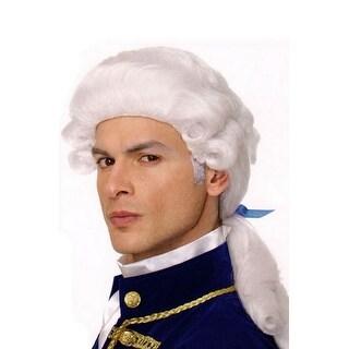 Franco George Costume Wig (White) - White