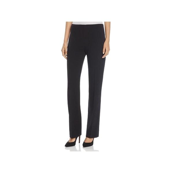 T Tahari Womens Hazel Dress Pants Straight Leg Professional