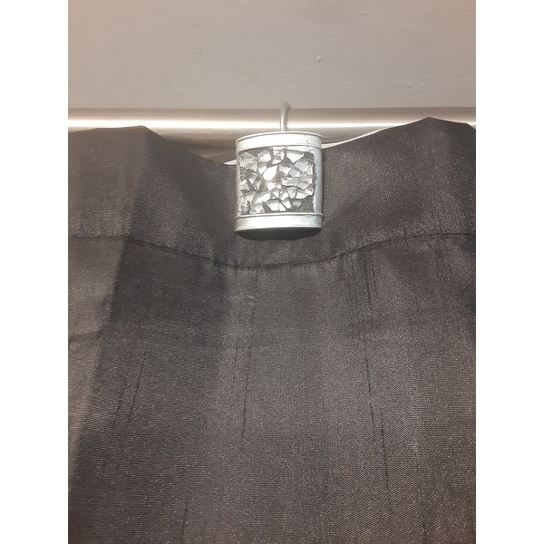 shop for crackled glass shower curtain