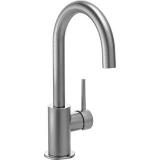 Delta 1959LF Contemporary Single Handle Bar Faucet with Swivel Spout